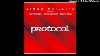 Andy Timmons, Simon Phillips & Protocol III - Amrita