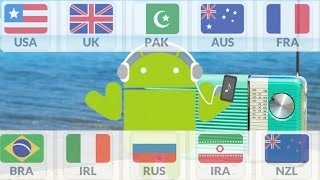 Listen to US or any country's local radio in your android