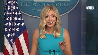 6/3/20: Press Secretary Kayleigh McEnany Holds a Briefing