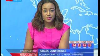 Newscenter : Judges' conference (Part 1)
