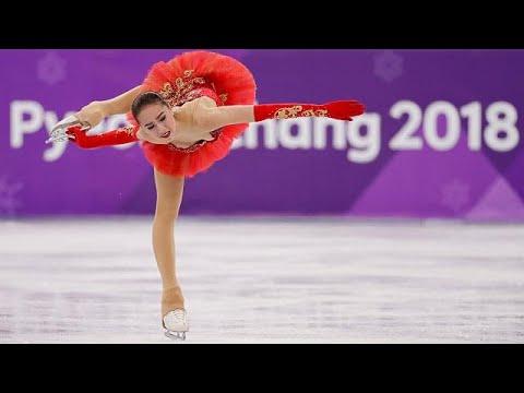 Πιονγκτσάνγκ 2018: «Μαγική» εμφάνιση νεαρής Ρωσίδας στο πατινάζ
