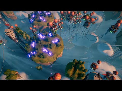 Sky Fleet will bring together base-building, tower defense and a shooter in the skies