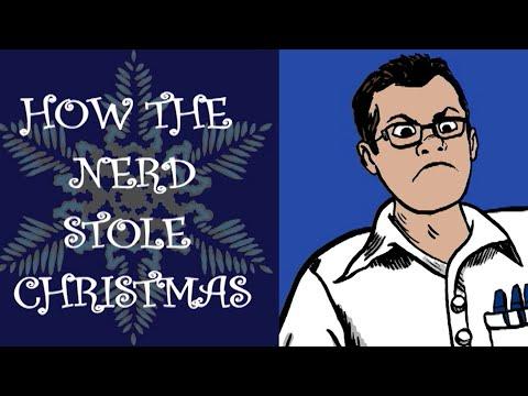 Jak Nerd ukradl Vánoce