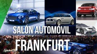 Salón del automóvil Frankfurt 2017