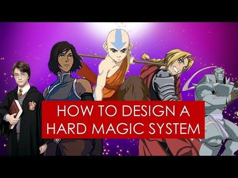 On Writing: hard magic systems in fantasy [ Avatar l Fullmetal Alchemist l Mistborn ]