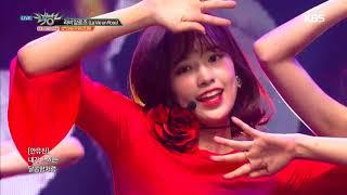 뮤직뱅크 Music Bank - 라비앙로즈(La Vie en Rose) - IZ*ONE (아이즈원).20181123