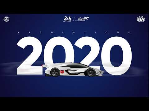 Regulations 2020: Hypercars Endurance Racing's Top Category