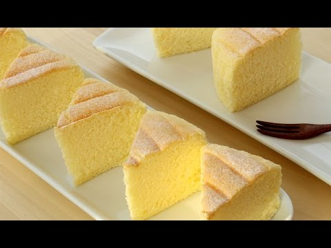 Video How to Make Super Soft and Moist Chinese Bakery & Japanese Cotton Cake | Sponge Cake Recipe
