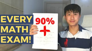 5 Tips for Studying Maths   How to study for Maths Exams!
