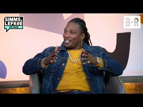 Chris Johnson Says LenDale White's Excuses for Being Late Were Epic (Full Interview)