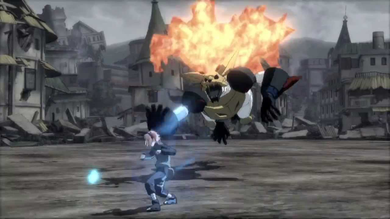 NARUTO SHIPPUDEN: Ultimate Ninja STORM REVOLUTION (Steam Key) video 2