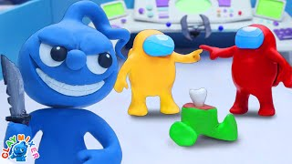 Tiny Takes Out All The Impostors - Stop Motion Animation Short Film