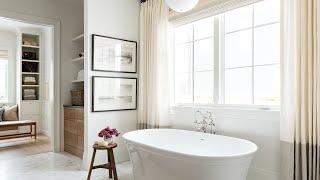 The McGee Home: Master Bathroom