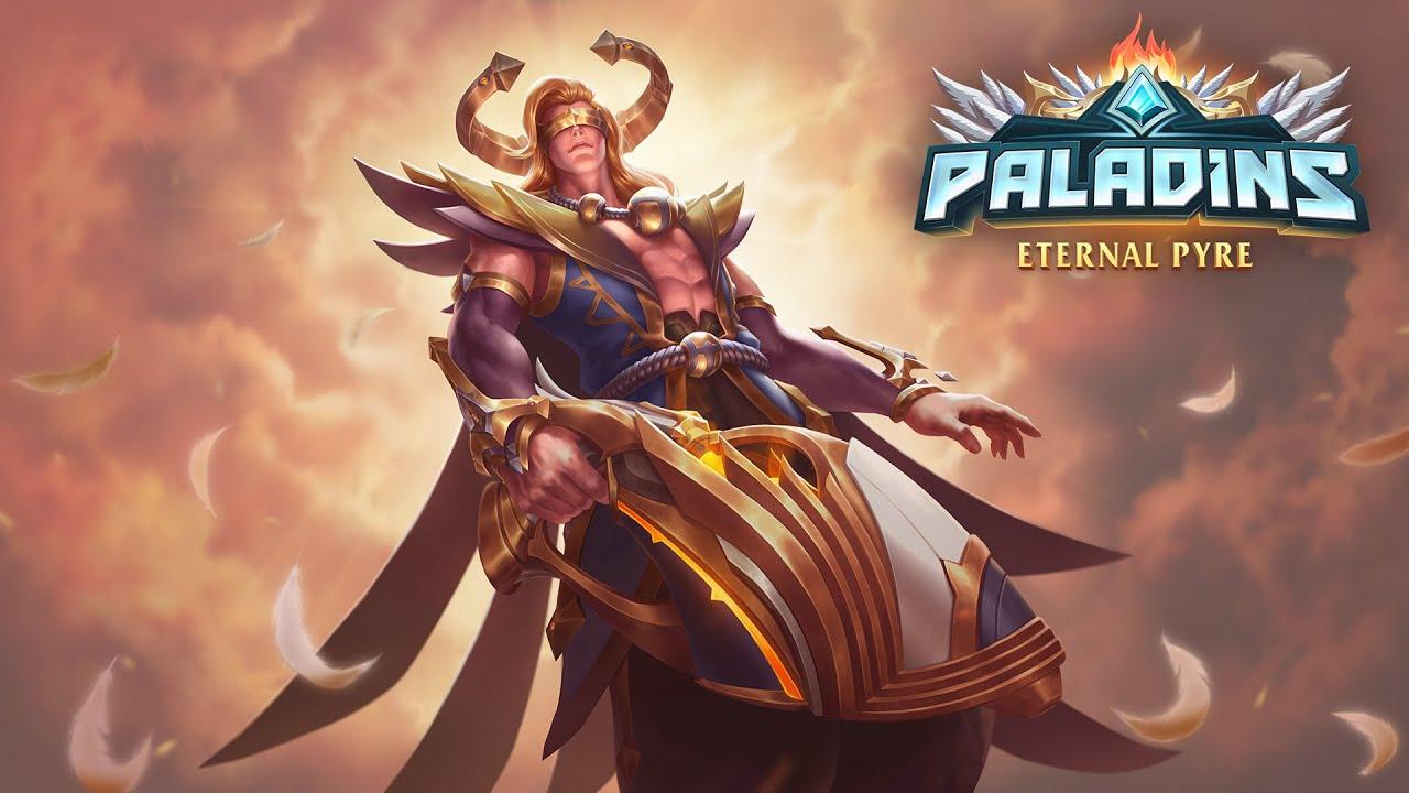 Il battle pass di Paladins Eternal Pyre arriva prima dello Showcase della Hi-Rez