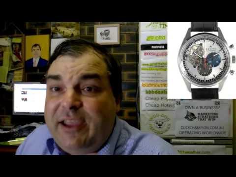 URGENT PAID WATCH REVIEW – Zenith El Primero Chronomaster