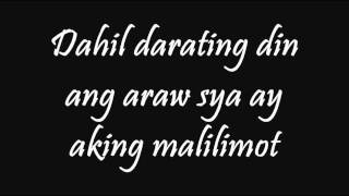 Ayos Lang With Lyrics By Siakol
