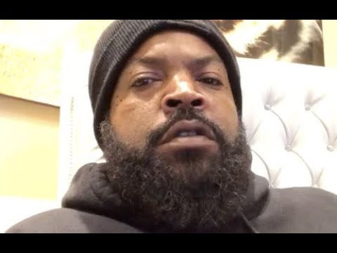 "Ice Cube: ""I Dont Care Bout Music Or Movies Right Now"""