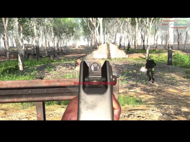 Rising Storm 2: Vietnam Gameplay on Cu Chi [Gaming Trend]