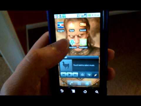 Video of Live Wallpaper - Vigo