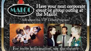 Malco Corporate Events ad, Malco Theaters, Memphis TN