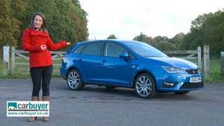 SEAT Ibiza ST FR review - CarBuyer