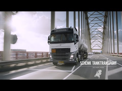 Using new lightweight Volvo FHs and Volvo FMs, Schenk Tanktransport has been able to increase its payload substantially.