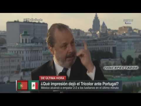 Analisis del PORTUGAL vs MEXICO - Confederaciones 2017 - Futbol Picante (1/3)