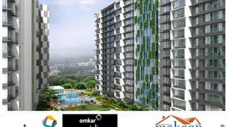 preview picture of video 'Omkar Meridia, Bandra East, Mumbai'
