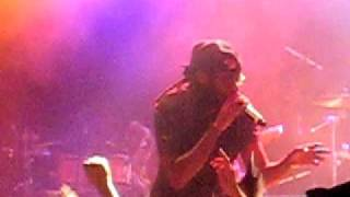 Tarrus Riley-Micro Chip/System Set/Parables Live@GK, Stockholm 2011-07-07