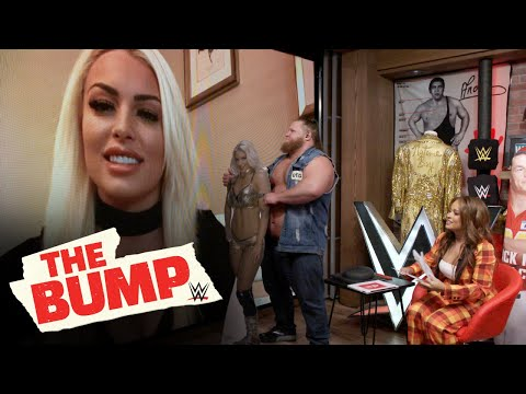 Mandy Rose surprises Otis: WWE's The Bump, Nov. 20, 2019