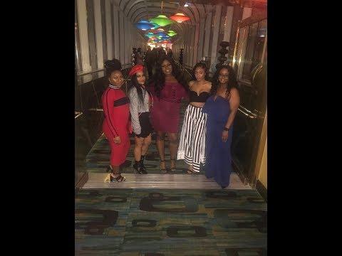 VLOG: Girl's Trip (Atlantic City)
