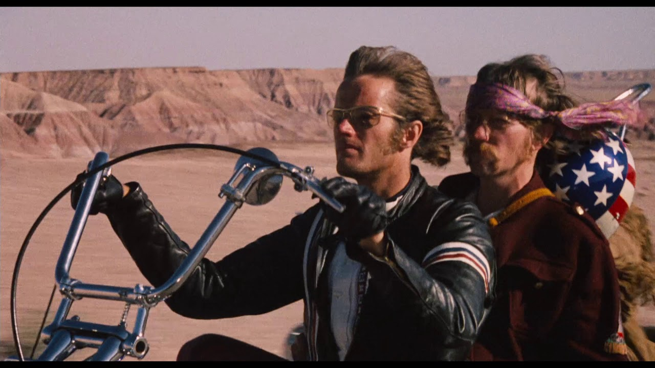 Easy Rider 50th Anniversary