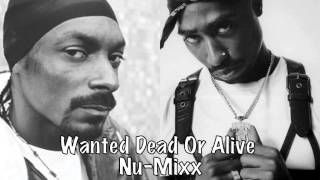 Snoop Dogg & 2Pac - Wanted Dead Or Alive (Nu-Mixx)