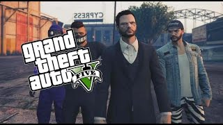 Gta 5 Online Gameplay Last Team Standing Match - Cypress Flats LTS