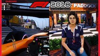 F1 2018 CODEMASTERS GAMEPLAY Vandal
