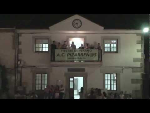 Pregón de Fiesta de Verano, Navamorales 2010