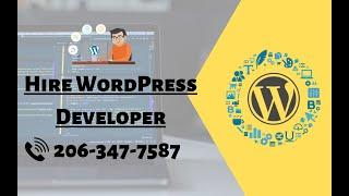 Wordpress Developer Seattle - (206-347-7587) - Wordpress Development Compan