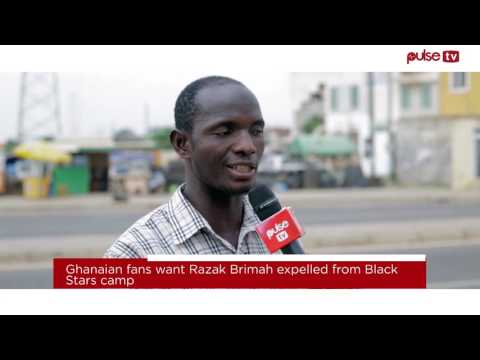 Vox Pop: Ghanaian fans reaction on Razak Brimah's saga