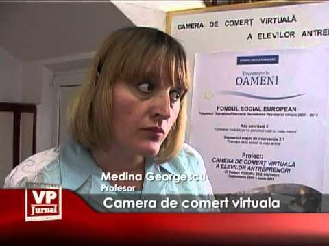 Camera de Comert virtuală