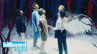 TXT Drops Music Video for Their New Song 'Nap of a Star' | Billboard News