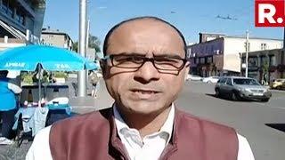 Watch Republic TV's Live Report From Bishkek In Kyrgyzstan | #ModiAtSCOSummit
