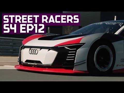 Daniel Abt Drives Audi e-tron Vision Gran Turismo! | Street Racers S4 Episode 12 | ABB Formula E