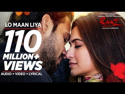 LO MAAN LIYA Video Song | Raaz Reboot | Arijit Singh | Emraan Hashmi, Kriti Kharbanda, Gaurav Arora