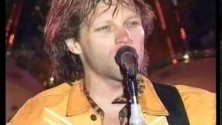 Bon Jovi - I'll Be There For You (Good Quality).avi