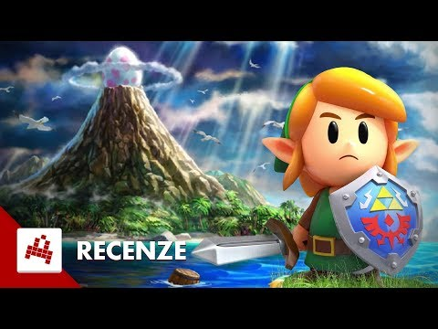 The Legend of Zelda: Link's Awakening - Recenze