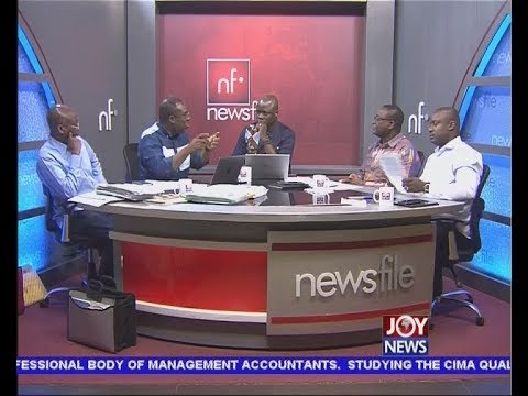 Fallout From #Number12 - Newsfile on JoyNews (16-6-18)