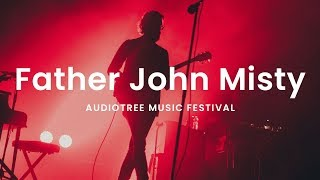 Father John Misty - Hollywood Forever Cemetery Sings | Audiotree Music Festival 2018