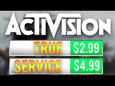 Activision: A True Service
