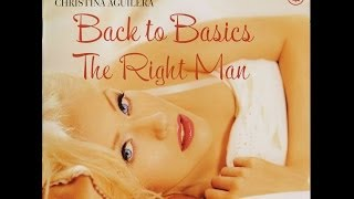Christina Aguilera -  The Right Man
