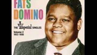 Valley Of Tears  -   Fats Domino 1957 (# 6)